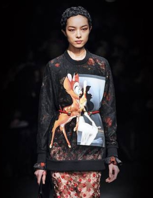 Givenchy by Riccardo Tisci
