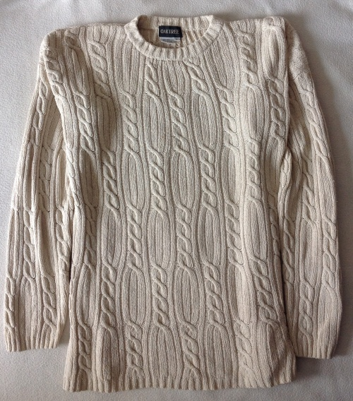 Cable knit from Oaktree
