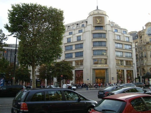 Louis Vuitton - Champs Elysees