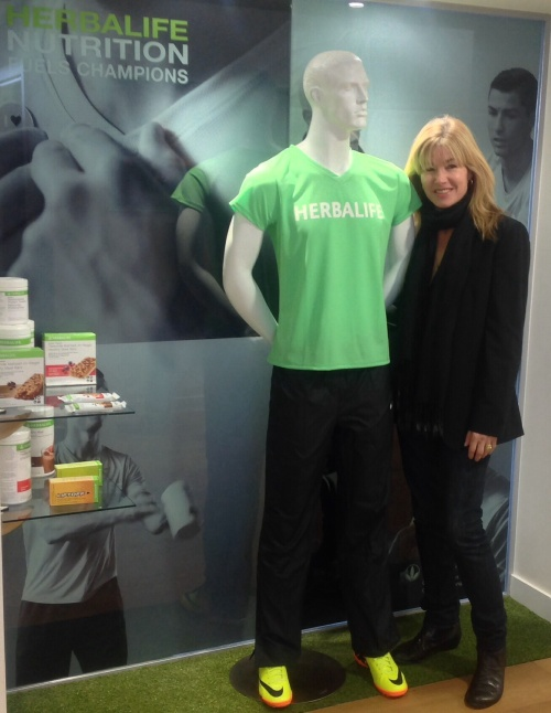 Herbalife head office UK.