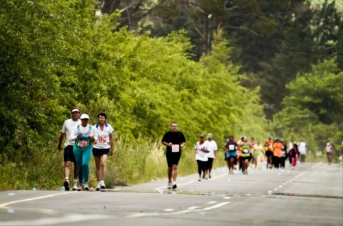 Winelands Marathon Stellenbosch (photo Runner's World)