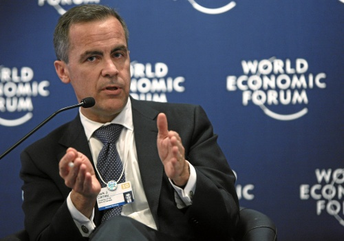 Mark Carney  Is the Chairman of the G20 Financial Stability Board.