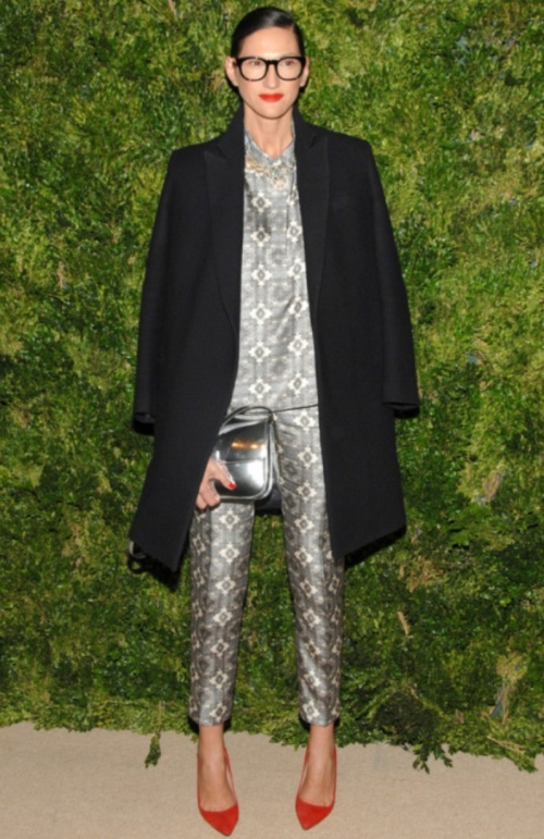 Jenna Lyons; president and creative director of J Crew