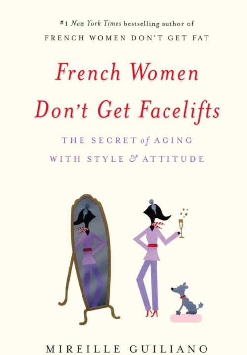 Mireille Guiliano's new book
