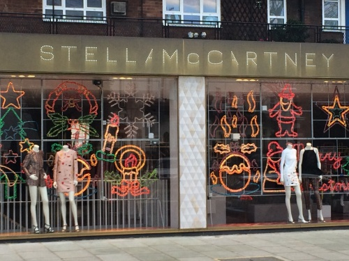 Stella McCartney opened in South Kensington's Brompton Cross in 2012.