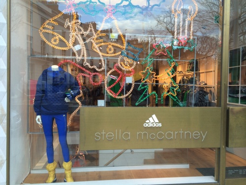 Stella was appointed team GB's Creative Director for the 2012 Olympics by Adidas, having established a long term-partnership with Adidas in September 2004. (photo - worklondonstyle)