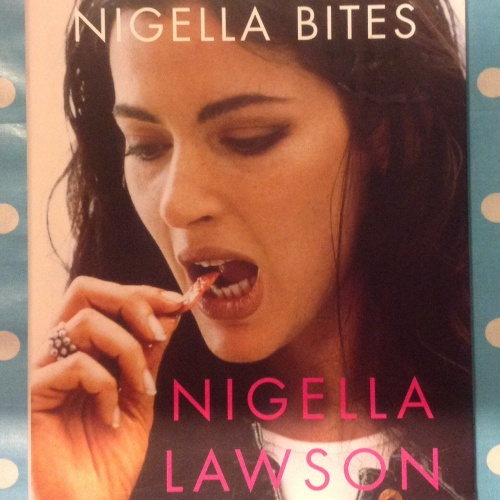 'Nigella Bites' accompanied the. Channel 4 series that established her as a sensual cook adored by men and women globally.