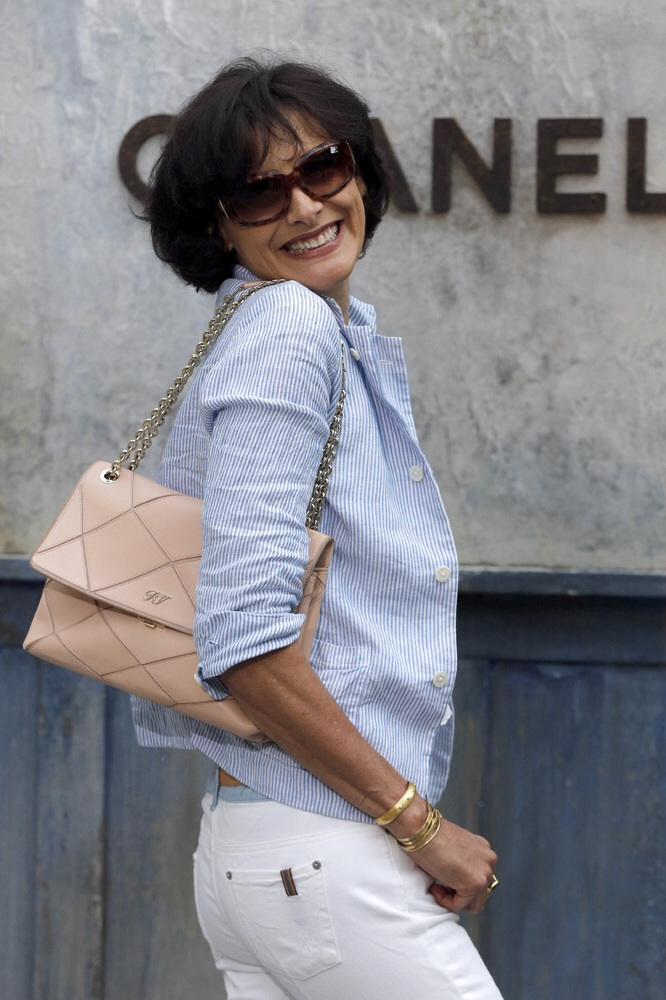 Ines De La Fressange Paris Lifewear Uniqlo Collection