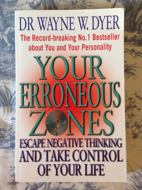 Published in March 1976 'Your Erroneous Zones' was. Dr. Dyer's first book written for the public. (photo - worklondonstyle)
