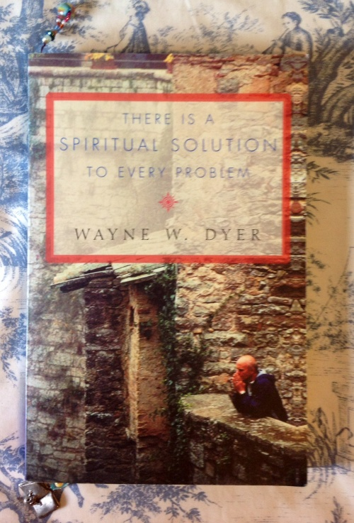 'There Is A Spiritual Solution To Every Problem' published in 2001.