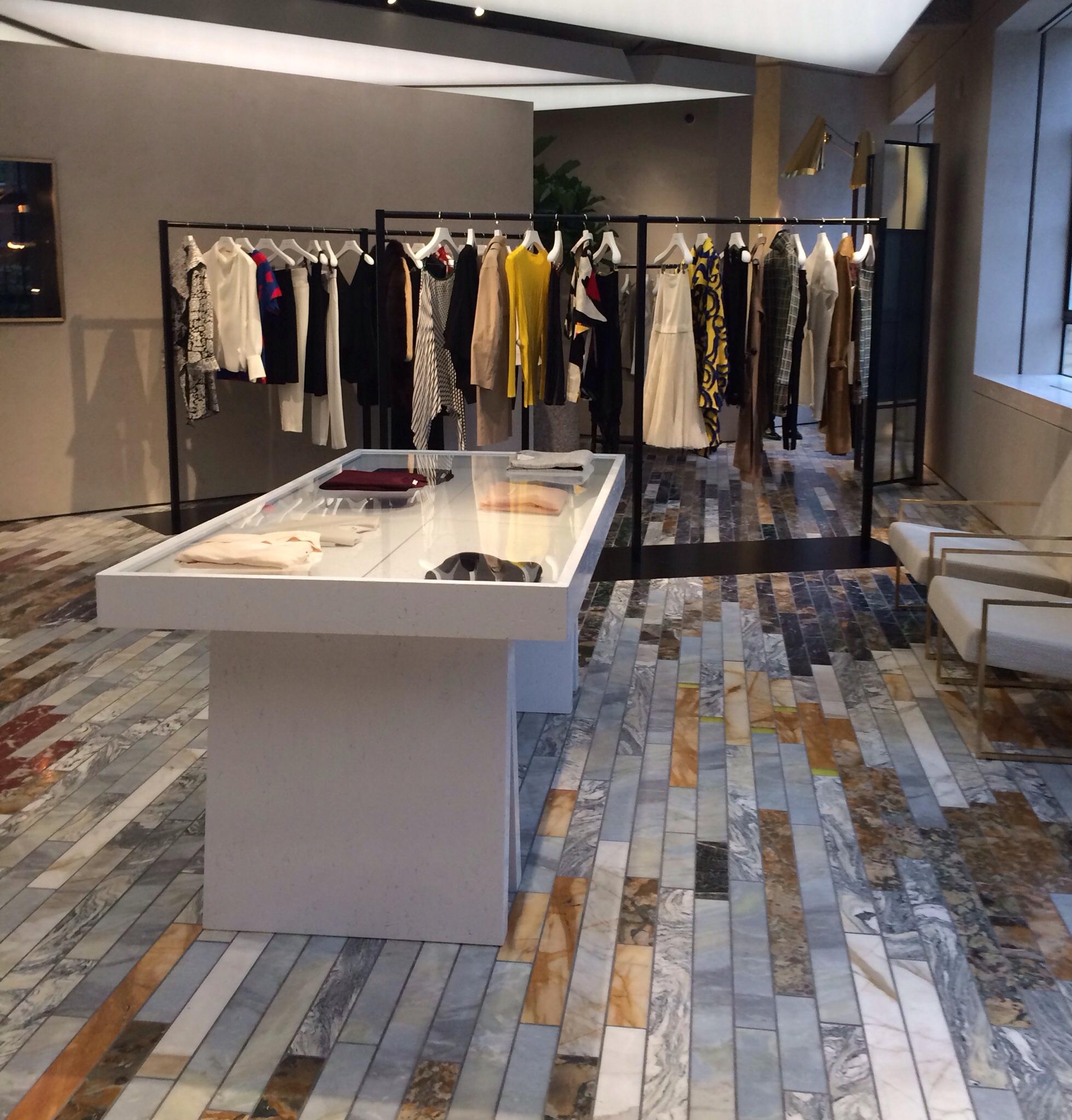 celine s new flagship store opens at mount street london worklondonstyle. Black Bedroom Furniture Sets. Home Design Ideas