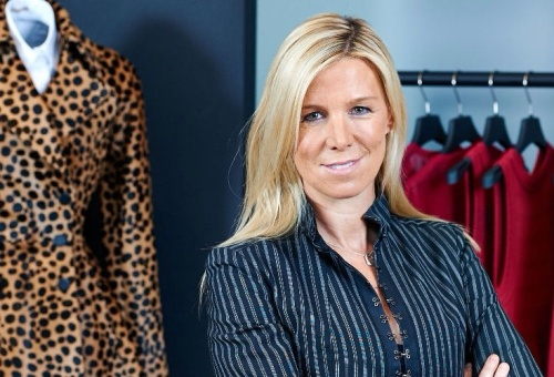 Stacey Cartwright former CFO at Burberry who was appointed new CEO at Harvey Nichols on 17 February 2014.