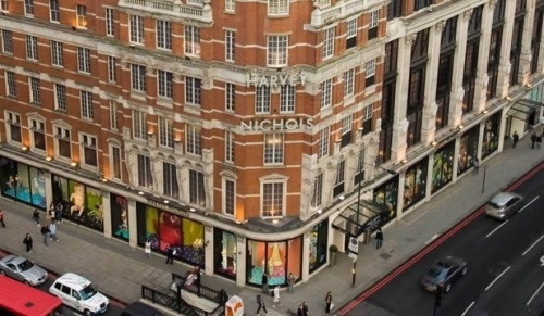Harvey Nichols London (photo - Harvey Nichols)
