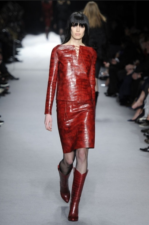Tom Ford RTW fall 2014 (photo -  Giovanni Giannoni)