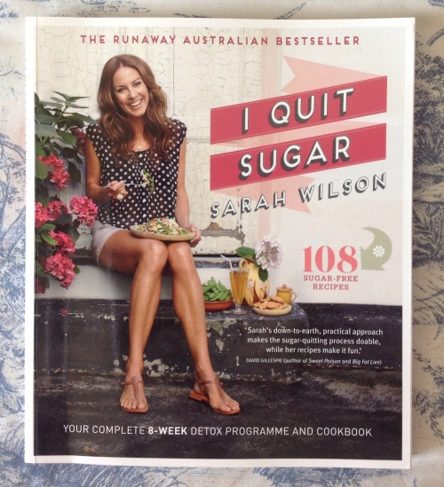 I Quit Sugar - Sarah Wilson (photo - worklondonstyle)