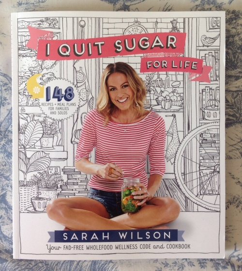 I Quit Sugar for Life - Sarah Wilson (photo - worklondonstyle)