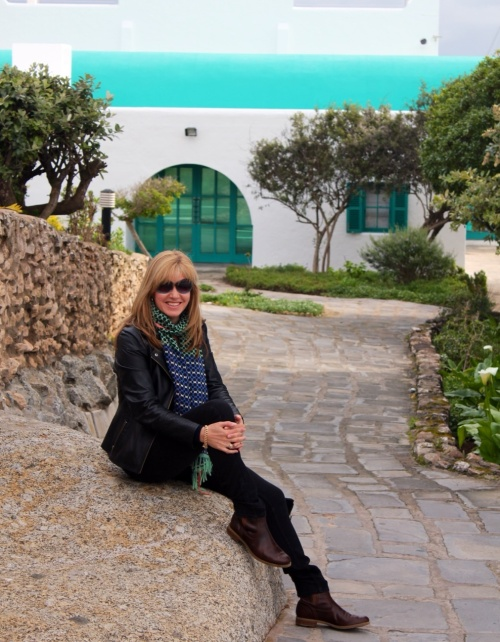 Trusted Timberland's Mykonos (photo - worklondonstyle)