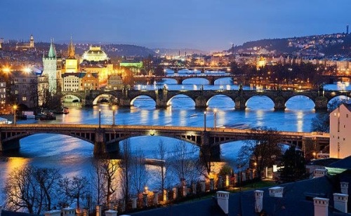 Prague (photo - Marissa Loewen)