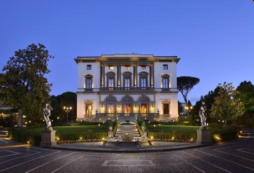 Villa Cora, Florence Italy